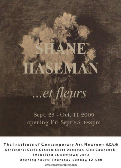 Shane Haseman evite