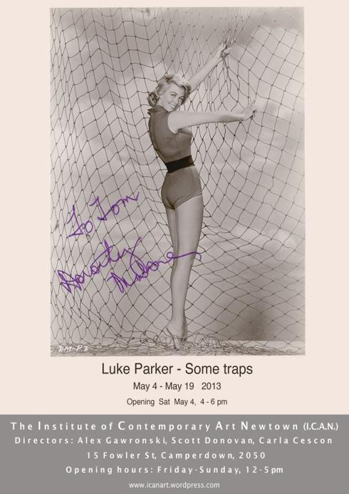 Luke Parker ICAN evite