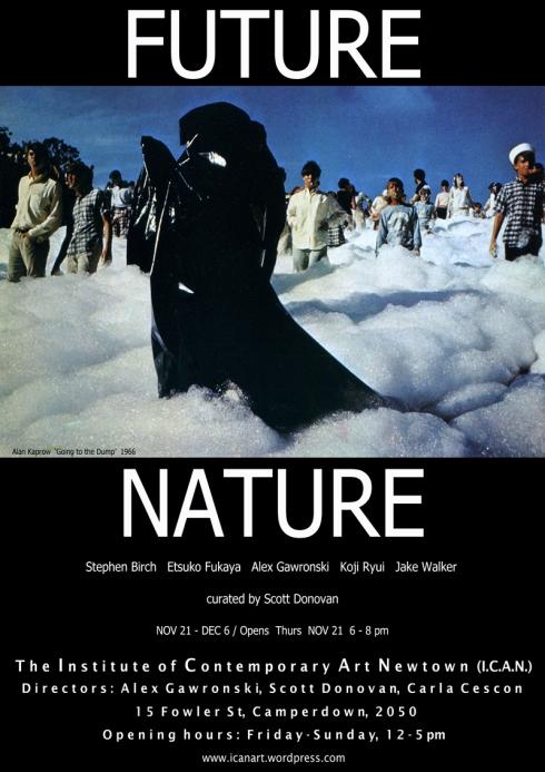 ICAN - FUTURE NATURE