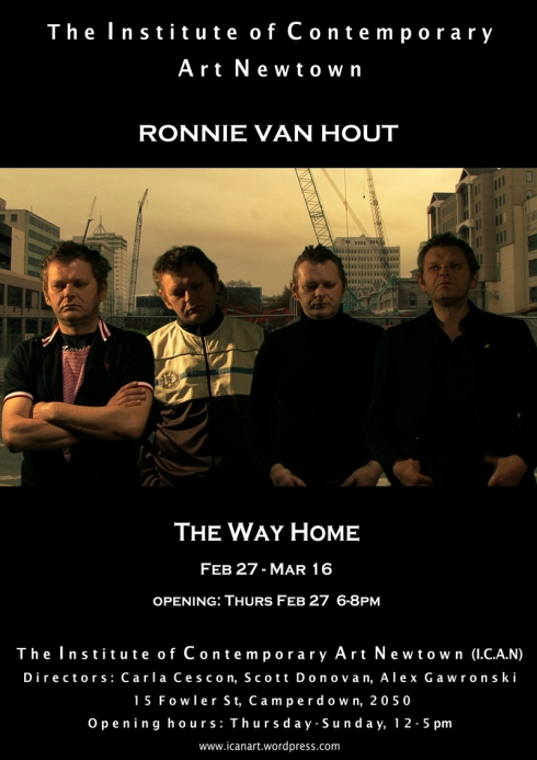 Ronnie Van Hout evite 2014